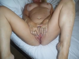 Does anyone want to clean me up this morning? xxx