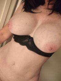 Like my pink nipples?