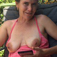 While checking DM's there where many lovers of my nipples. Well you asked f...