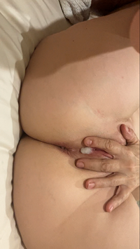 A mates load in my wife , yummy