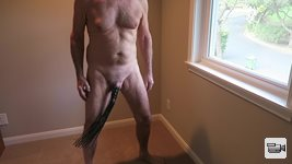 Mr. Southfloridaman's cock is almost covered; do you think he could wear th...