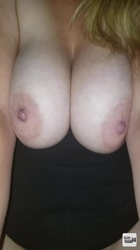 Blonde milf huge amazing tits riding cock. Comment her